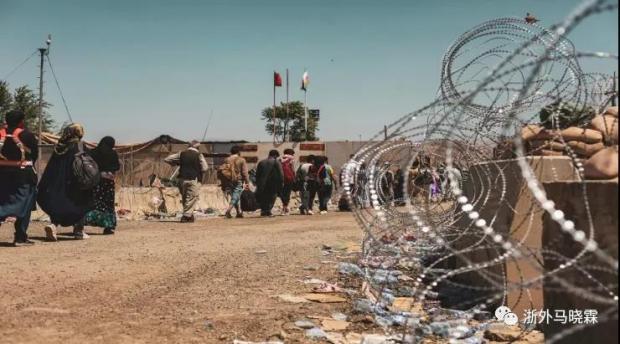 马晓霖谈喀布尔机场恐袭与塔利班反恐任务