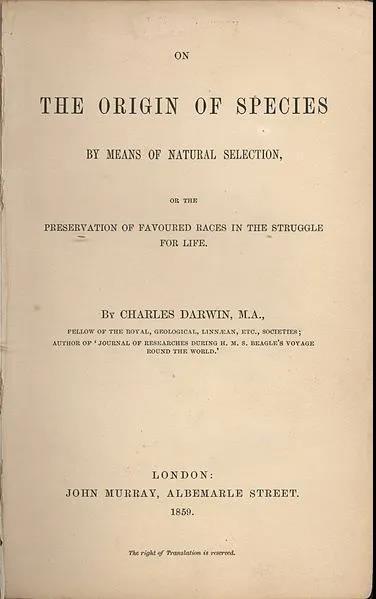 我翻遍了达尔文的家谱,发现这些人都不简单