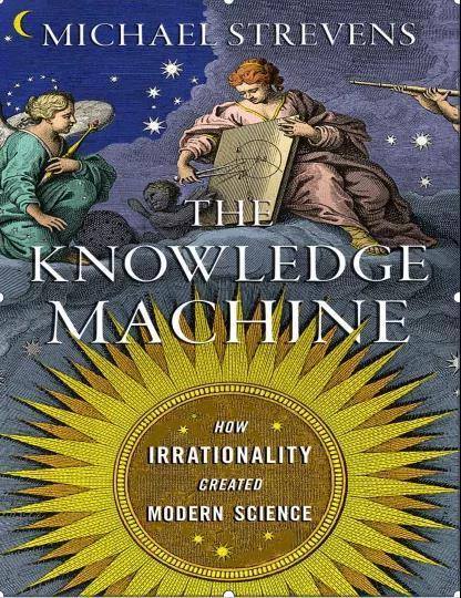 斯特雷文斯:知识机器和科学中的动机问题